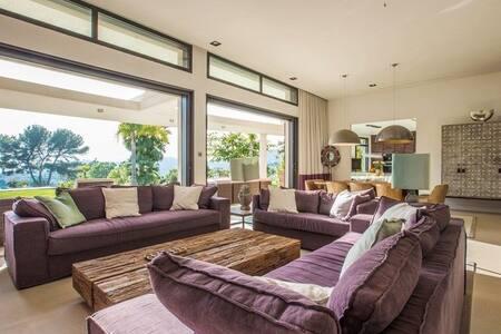 Impresionante Villa Moderna - Santo Tomas - Casa de camp