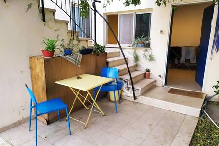 בית בסג'רה- כשנוף, אווירה ושקט נפגשים