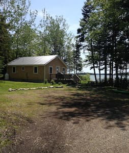 Sunny Seaside Cottage Downeast - Milbridge - Casa