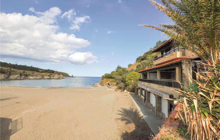 Holiday apartment with 1 room on 27m² in Banyuls sur Mer