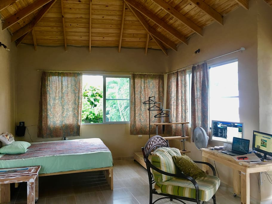 Kitebuenhombre.net offer Cabarete private loft with luxury package. ask for more!