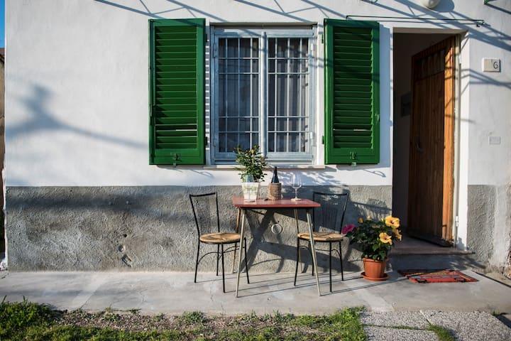 Graziosa casa indipendente - ปิซ่า - บ้าน