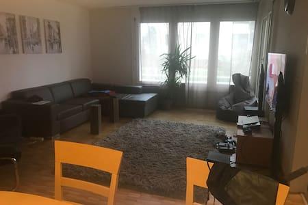 Grossräumiges Zimmer in einer WG - Münchenbuchsee - 公寓