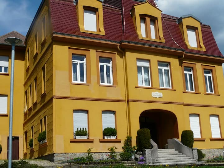 Charme confort dans une superbe villa  Classé 3 *