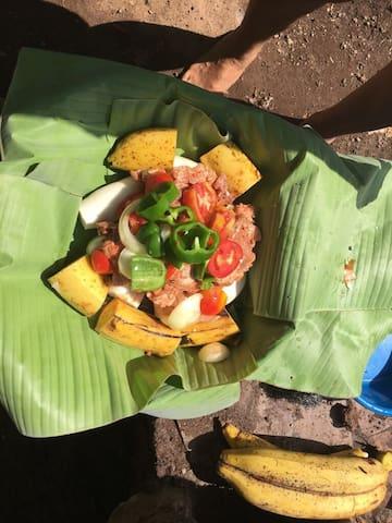typical nicaraguan dish