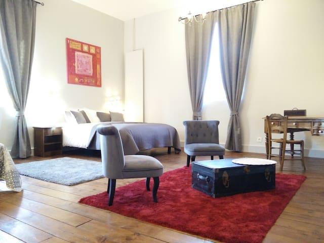 Chambre du Petit Pont - Toulouse B&B Prestige - Fenouillet - Bed & Breakfast