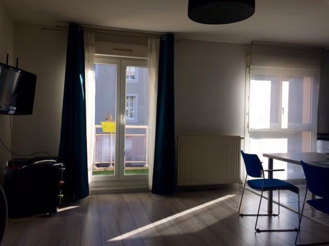 Confort et proximité de Metz - Metz - Lägenhet