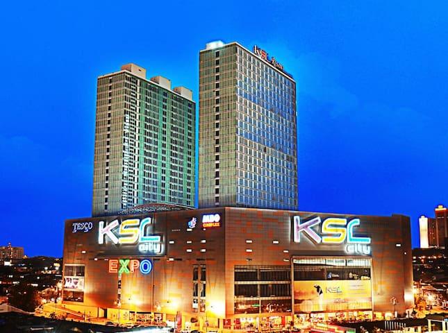 #柔佛市中心 KSL  D'ESPLANADE @ KSL City Mall