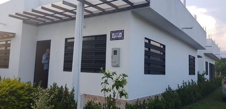 Arriendo Habitaciones casa de campo Mariquita