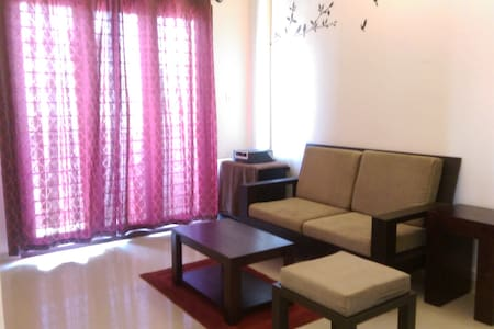 COZY Furnished 1bhk - Tranquil Serviced Apartment