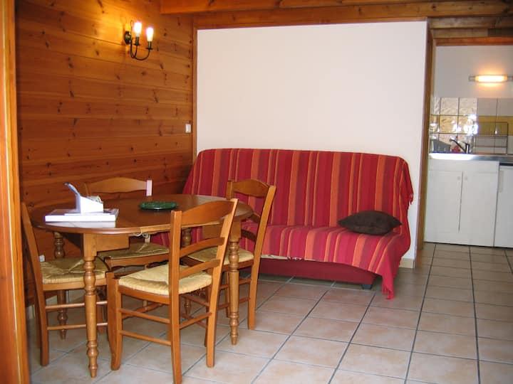 Les Portes du Mont Mounier 2* Logement Entier 4