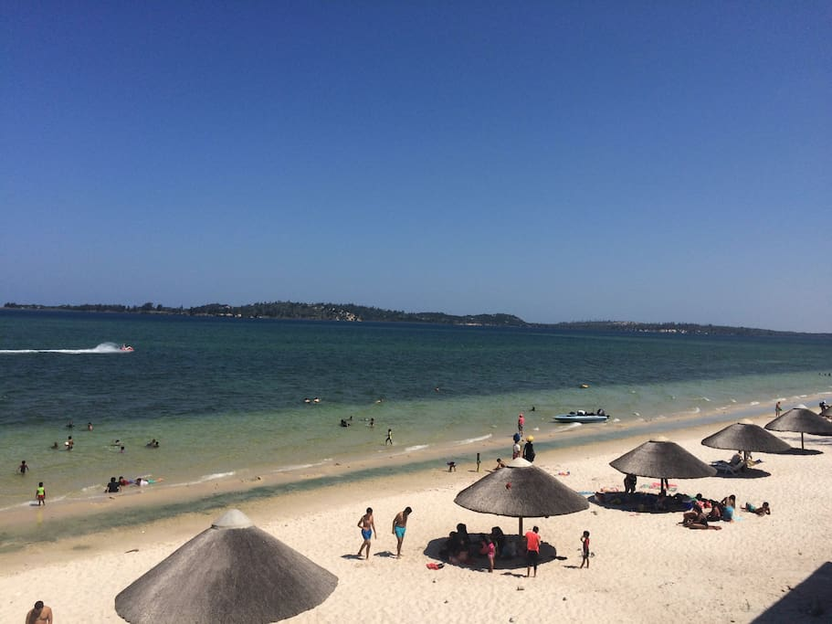 Bilene beach