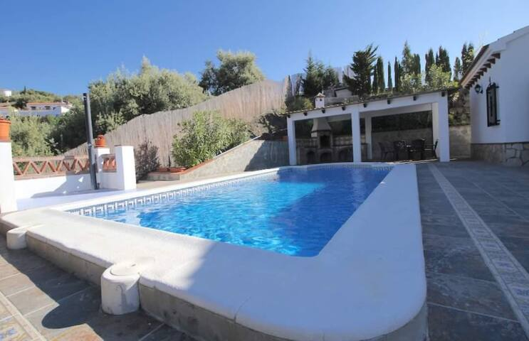 Cortijo Anavama: with barbecue, swimming pool, wifi and air conditioning