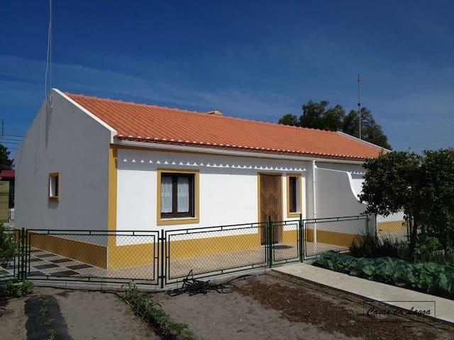 Casas da Lagoa - T2 Sul 3k da praia - Santiago do Cacém - Hus