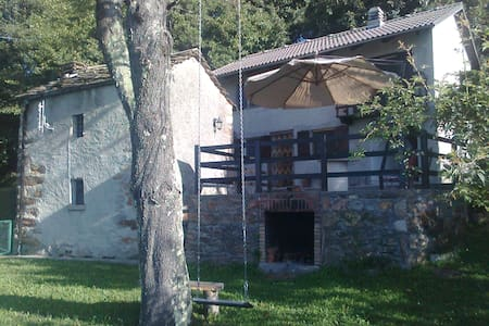 Chalet in montagna - Andrate - Cabaña