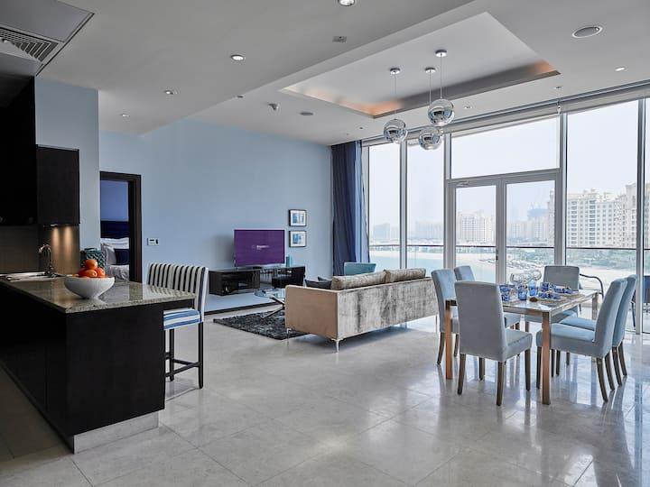 Dreamy 3BR Apartment - Palm Jumeirah