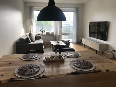 Modern apartment 7 minutes from Stureplan