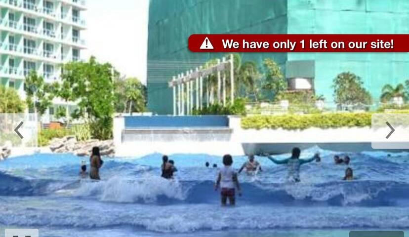 Azure Urban resort residents