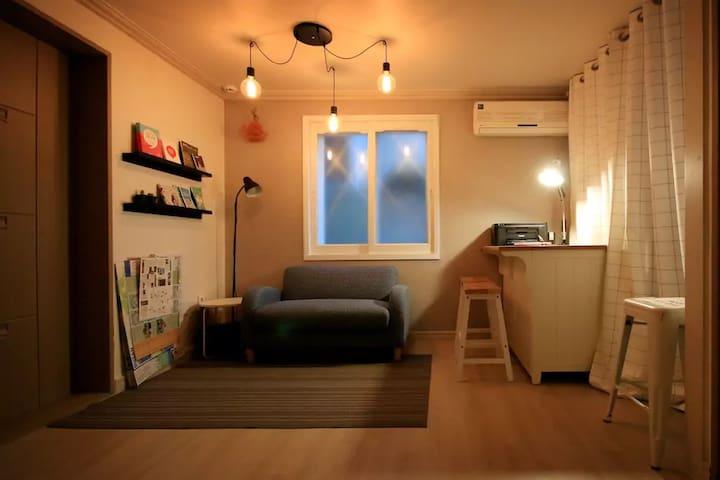 4 bedrooms & 2 bathrooms near Nampo