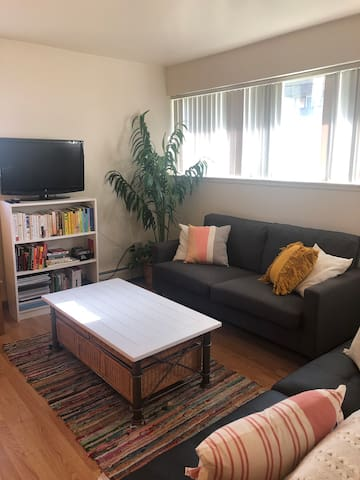 2 Bedroom Apartment- 1 Block from Michigan Stadium