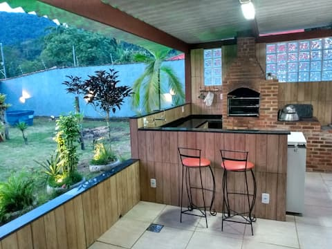 Casa Luke Paraty - Praia do taquari -Casa inteira