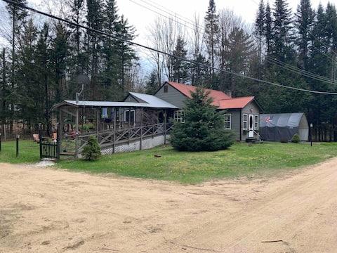 Raquette Lake Cottage, Ella's House