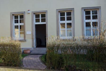Gartenwohnung mit Flair in Osnabrück -Innenstadt - Osnabrück - Apartament