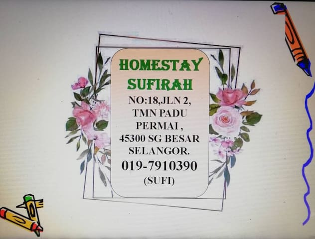 Renovated Sufirah Homestay