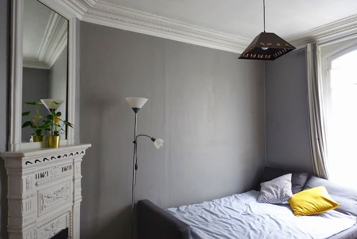 Cosy & Calm appartement near to the Eiffel Tower