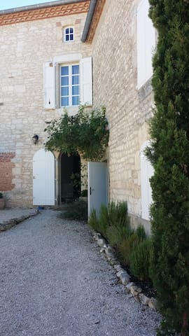 Bastide - Bed and Breakfast - Villeneuve-sur-Vère - Bed & Breakfast