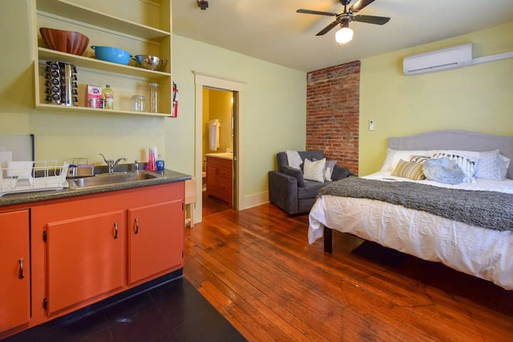 Cozy Apt, Close In SE Belmont Neighborhood
