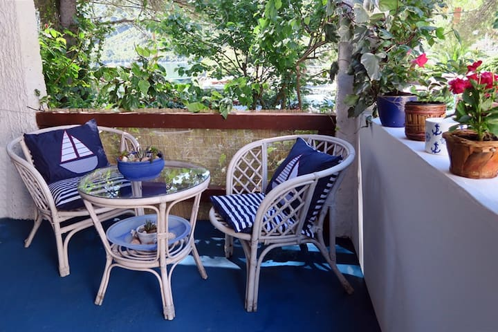 Quiet Apartment on Adriatic Rea - Okuklje - Apartamento