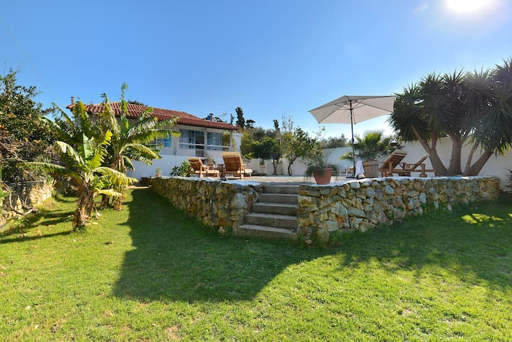 Yasemi Villa with private pool, 800m from the sea - Maleme - Villa