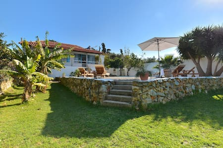 Yasemi Villa with private pool, 800m from the sea - Maleme
