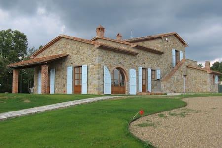Villa Rossi - Castiglion Fiorentino