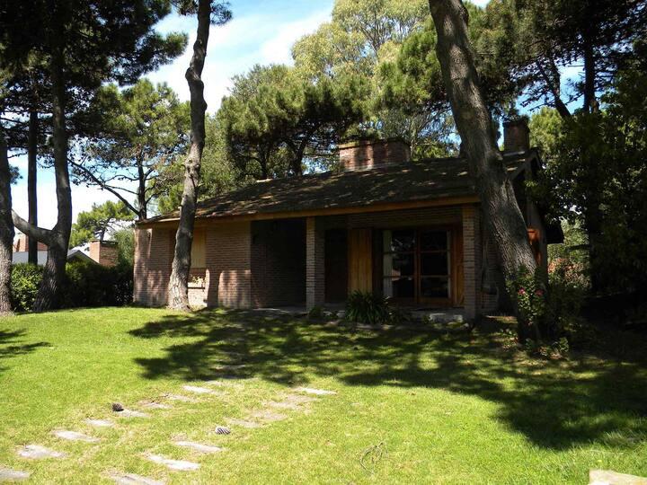 Casa familiar para 5 personas en Pinamar.