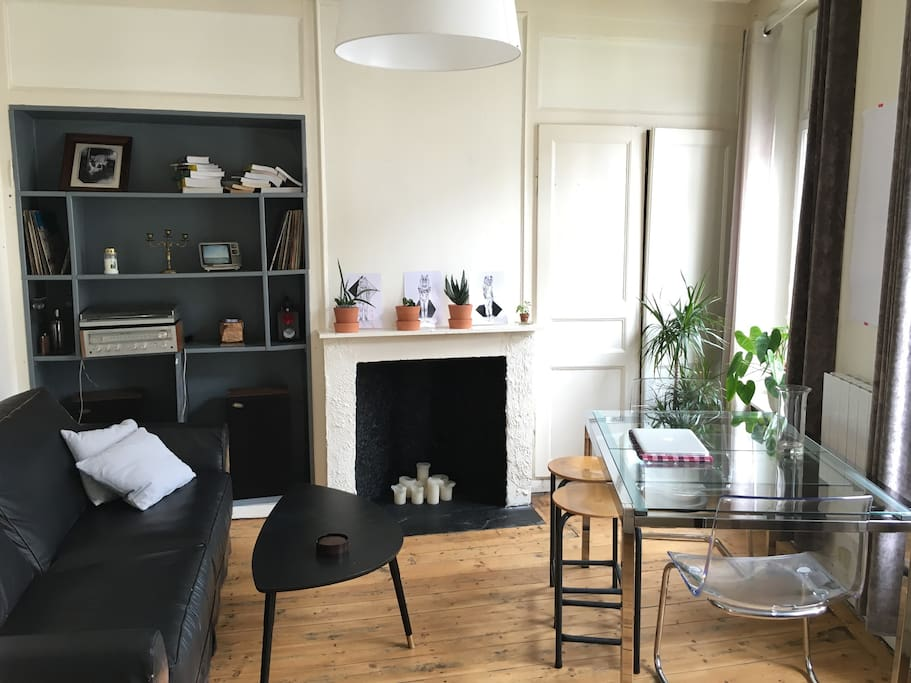 Séjour / Living and dining room