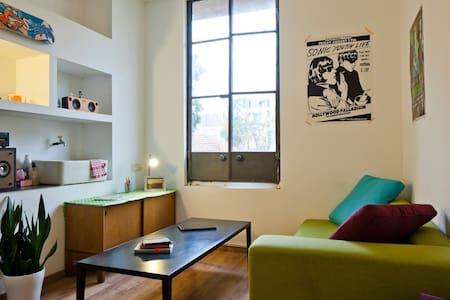Entire Studio in the trendy heart of Tel Aviv - Tel Aviv-Yafo - Wohnung