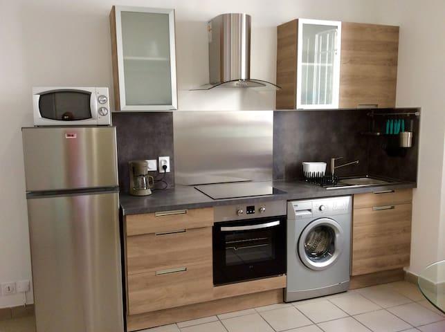 T2 cosy proche Timone Baille - Μασσαλία - Διαμέρισμα