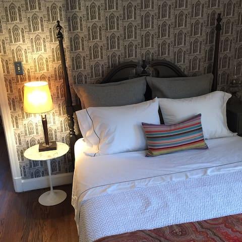 Historic Avondale Grove Private Room - Hyattsville - House