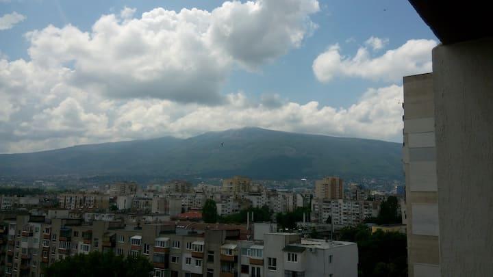 Vitosha view