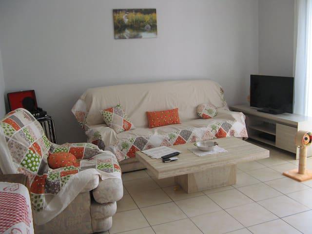 Chambre agréable dans quartier résidentiel d'Albi