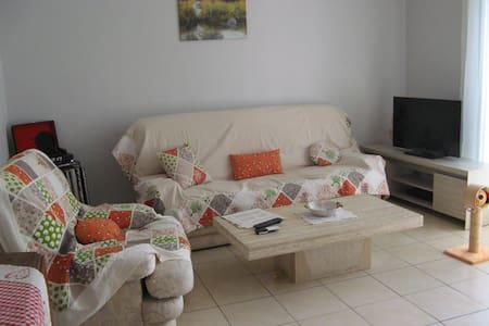 Chambre agréable dans quartier résidentiel d'Albi - Apartment