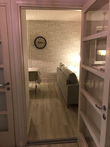 Happy Stay Apartment/Uusittu yksiö - Hamina - Apartment
