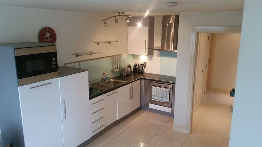 Galway City Centre apartment with Gym - Galway - Flat