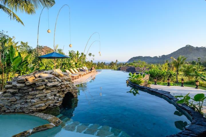 Luxury Eco Wellness Resort Villa 4
