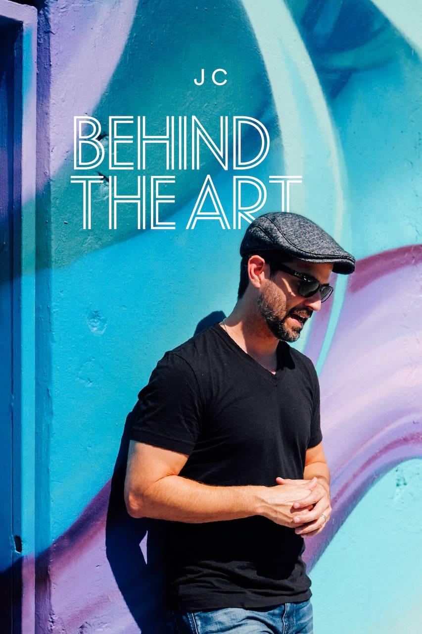 Behind the Art - cover