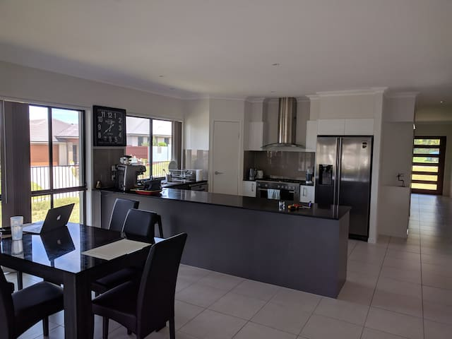 Elevated, Open and Breezy Ormeau family home