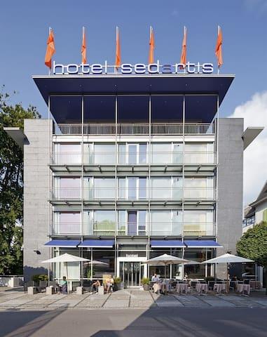 hotel cedartis - ซูริก - อพาร์ทเมนท์