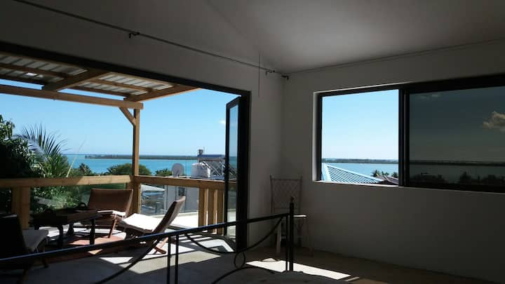 LaGaulette Grandiose Loft Panoramic SeaView & Pool